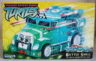 RARE 2002 TMNT MUTANT NINJA TURTLES BATTLE SHELL ARMORED ATTACK TRUCK NEW MISB !