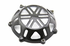 FITS ALL DUCATI MODEL Dry Clutch Cover Genuine Twill Carbon Fiber NEW