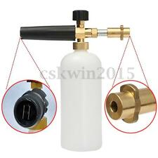 1L Brass Pressure Washer Compatible Snow Foam Lance Bottle For Karcher K-Series
