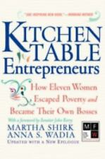 Kitchen Table Entrepreneurs: How Eleven Women Escaped Poverty and Became Their O