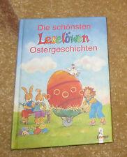 Kinder Buch Die schönsten Leselöwen Ostergeschichten