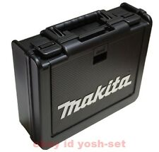 MAKITA TD170DZ TD148DZ etc. Impact Driver genuine plastic case black Case Only