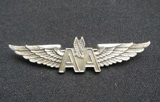 American Airlines vintage pin AA Flight Attendant's wings. Discontinued. Crew.