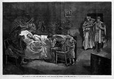 HUNTER'S POINT MISERIES OF THE SICK ROOM SLUDGE ACID NOXIOUS VAPORS DEMONS DEATH