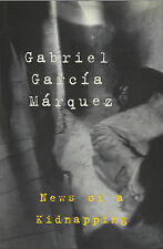 News of a Kidnapping by Gabriel Garcia Marquez (Hardback, 1997)