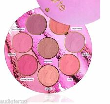 Tarte Cosmetics Big Blush Book 2 Limited Edition 8 Full Size Blushes