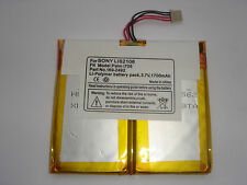 Batterie LIS2106 169-2492 pour Palm i705 Sony Tungsten C Tungsten W Battery ACCU