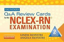 Saunders Q and a Review Cards for the NCLEX-RN� Exam by Angela Silvestri and...