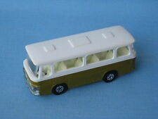 Lesney Matchbox Superfast 12 Setra Coach Gold Body White Roof Unboxed VNM