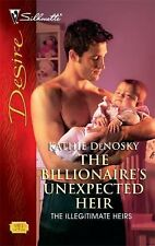 The Billionaire's Unexpected Heir (Silhouette Desire), Kathie Denosky, Good Book