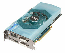 HIS AMD Radeon HD 6950 IceQ X 2GB GDDR5 HDMI 2x Mini DP DVI PCI-E Graphics Card