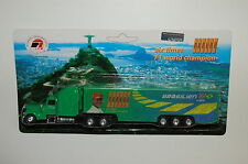 Werbetruck-michael schumacher Collection-f1 temporada 2004-nr 18 brasil -9