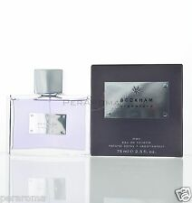 Beckham Signature by David Beckham for Men 2.5 oz 75 ml