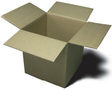 "25 - 8"" x 8"" x 8"" Corrugated Boxes"