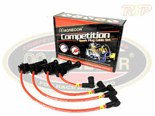 Magnecor KV85 Ignition HT Leads/wire/cable Volvo 480 E Turbo 1.7i 1987-96  B18FT
