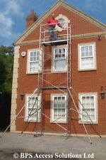 SUPER 7m DIY Aluminium Scaffold Tower/Towers - FREE LIFETIME GUARANTEE