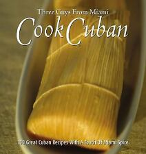 Three Guys from Miami Cook Cuban + free culantro/recao seeds