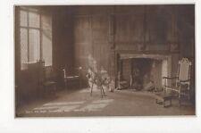 Oak Room Strangers Hall Norwich 1926 Postcard 296a