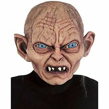 Scary Lord of Rings Gollum Mask