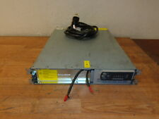 HP R3000 XR-NA 6 Outlet Uninterruptible Power Supply w/Battery Cables WORKING