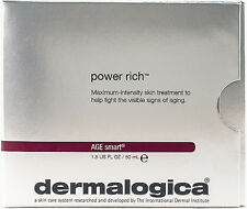 Dermalogica AGE Smart Power Rich Full Size 1.5 fl oz / 50 mL NIB AUTH