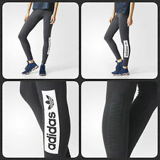 ADIDAS ORIGINALS WOMEN'S LINEAR LEGGINGS [DIFFERENT DESIGNS/ STYLES]  BNWTS