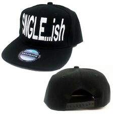 SINGLE...ish SNAPBACK SNAP BACK CAP HAT ***SINGLE...ish*** SINGLEISH
