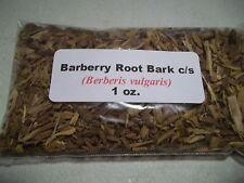 1 oz. Barberry Root Bark c/s (Berberis vulgaris)