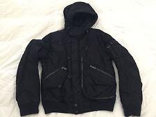 RALPH LAUREN Black Label Buoy Snorkel Quilted Field Jacket Aviator Navy Men L