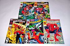 Spider-Man (1990) 1-5 Torment Complete Set Run Todd McFarlane Amazing 1 2 3 4 5