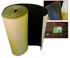 25 x 1.05m Self Adhesive Thermal Acoustic XPE Foam Insulation Camper caravan van