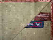 "100%SUPER130'sWOOL WORSTED SUITING FABRIC BY HOLLAND & SHERRY""TARGET ELITE-3.43m"