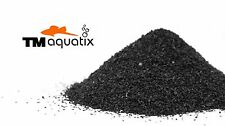 15 KG NATURAL BLACK AQUARIUM SUBSTRATE  ( SAND 1 - 1,6 mm ) IDEAL FOR PLANTS