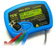 PEAK ELECTRONIC DESIGN  DCA55T  ANALYSER, 103X70X20MM, SEMICONDUCTOR