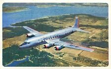 AMERICAN AIRLINES FLAGSHIP IN FLIGHT AIRLINE ISSUE POSTCARD PASSENGER COMPLETE