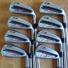 Titleist AP1 Iron Set 3-PW, Regular Flex Steel Dynamic Gold High Launch R300!