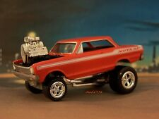 MOUNTAIN MOTOR 1963 63 CHEVY NOVA COLLECTIBLE 1/64 SCALE DIECAST MODEL