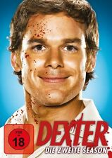 4 DVD-Box ° Dexter - Staffel 2 ° NEU & OVP