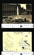 ROMA (RM) - BELLA VEDUTA FONTANA DELLE NAIADI E VIA NAZIONALE - 51956