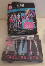 Fashion Tote Bag Design Set Kit Bling by Number New