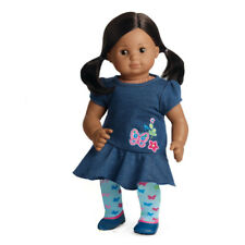 American Girl BT BITTY TWIN DOLL 5G GIRL MED SKIN, BROWN HAIR, BROWN EYES NEW