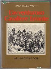 A. M. ZANELLI- L'AVVENTUROSO CAVALIERE ERRANTE ED PAOLINE 1979-L3249