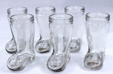 Das Boot Shots Miniature Boot Shot Glasses Set of 6 Clear