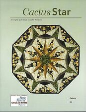 4 QUILT PATTERNS FROM THE STATE FLOWER COLLECTION - QUILTS AND OTHER COMFORTS