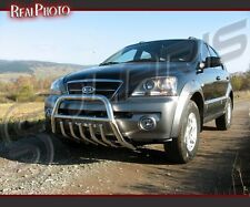 KIA SORENTO 2002-2006, BULL BAR, NUDGE BAR, A BAR + GRATIS!!! STAINLESS STEEL
