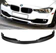 Carbon Fiber Front Lip Spoiler for BMW F30 New 3-Series.  PICK UP ONLY
