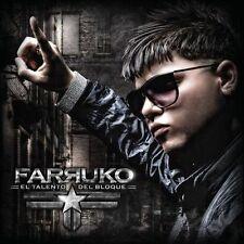 FARRUKO-EL TALENTO DEL BLOQU CD NEW
