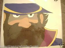 DANGUARD ACE FORCE FIVE DR OEDO COMMANDER CROSS ANIME PRODUCTION CEL