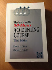 The Mcgraw-Hill 36-Hour Accounting Course by Robert L. Dixon store#2704