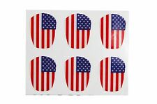 USA Flags mouthpiece Cushions Special Edition for Clarinet Saxophone 6 PCS